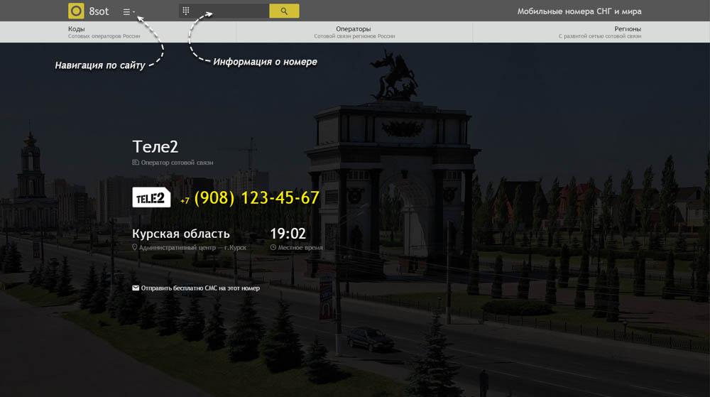 Код 908 — какой оператор и регион сотовой связи у номера