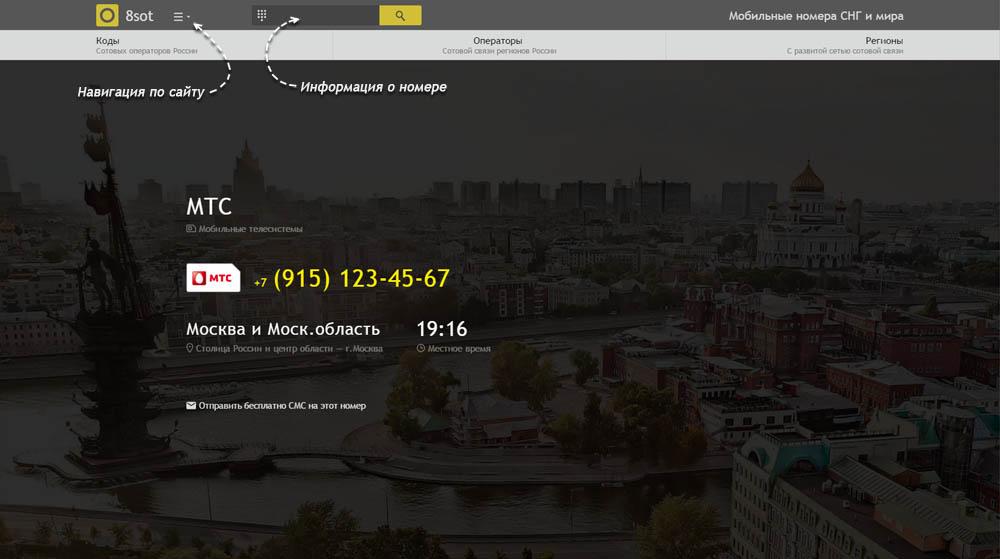 Код 915 — какой оператор и регион сотовой связи у номера