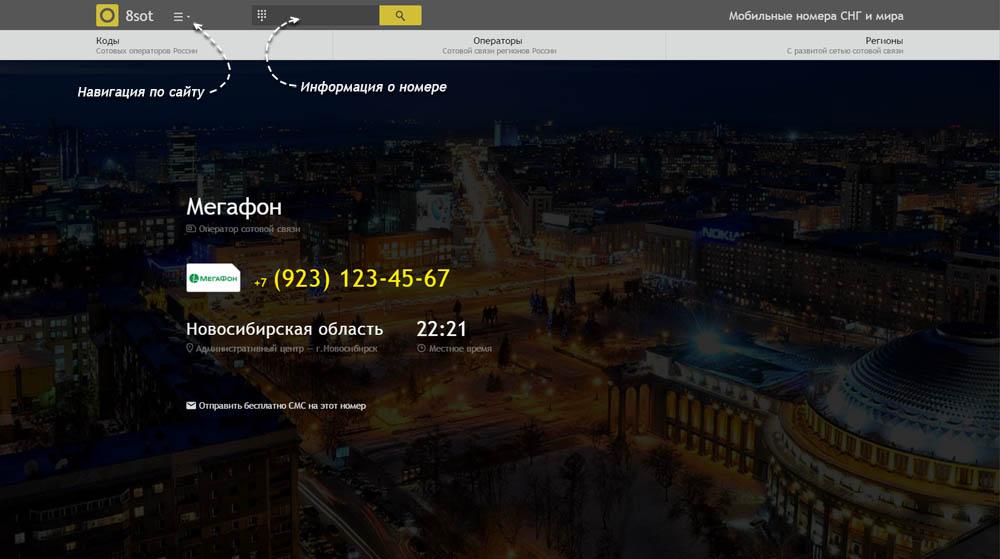 Код 923 — какой оператор и регион сотовой связи у номера