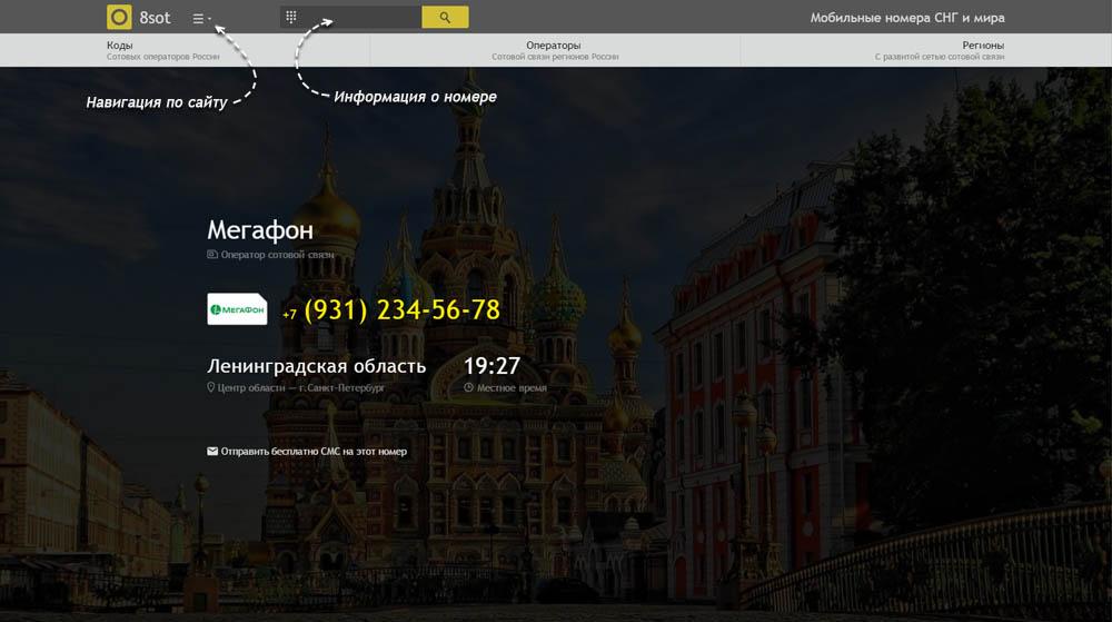 Код 931 — какой оператор и регион сотовой связи у номера