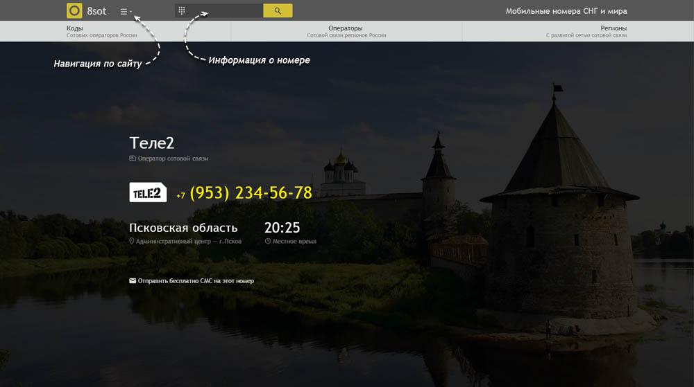 Код 953 — какой оператор и регион сотовой связи у номера