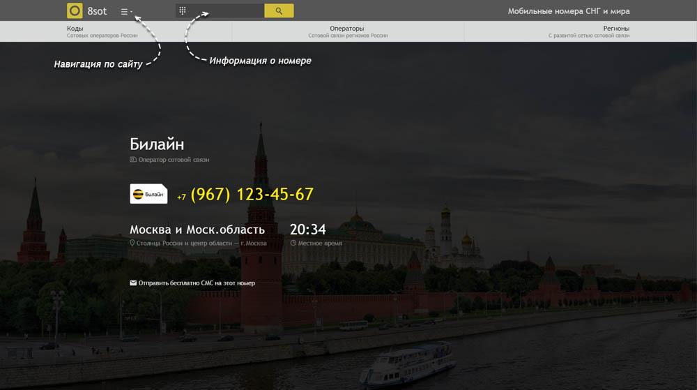 Код 967 — какой оператор и регион сотовой связи у номера