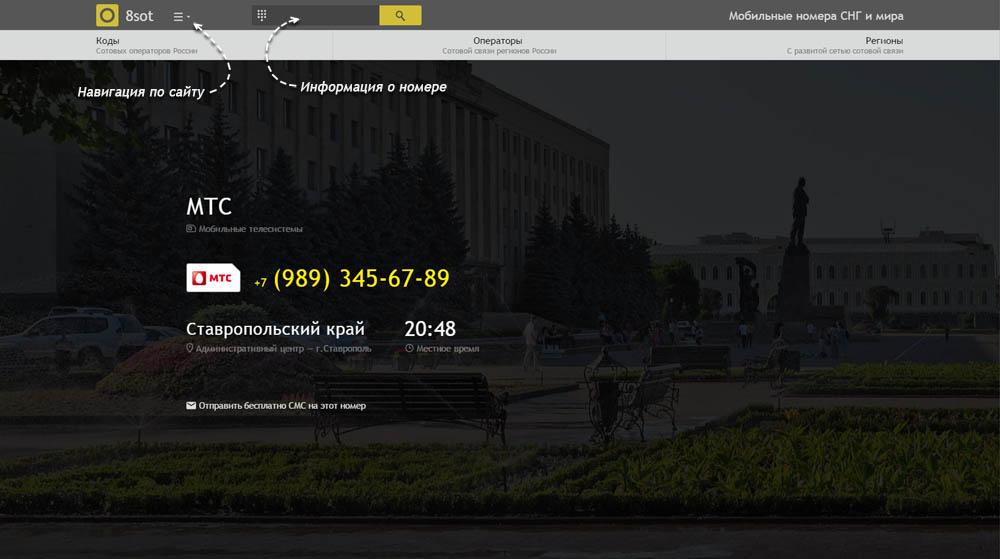 Код 989 — какой оператор и регион сотовой связи у номера